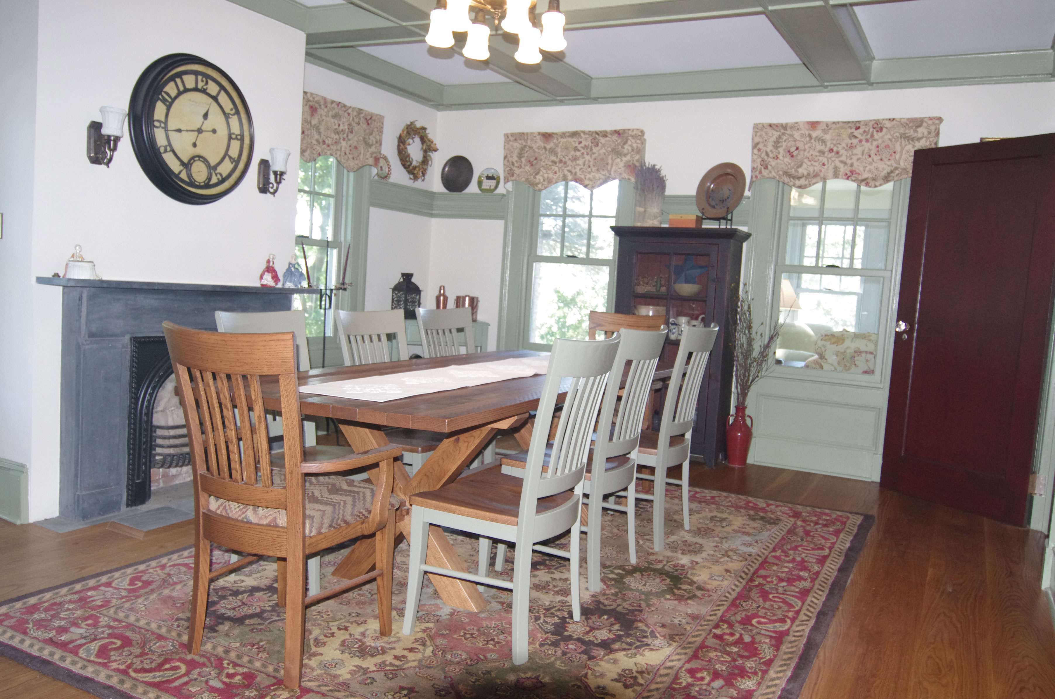 River House dining room
